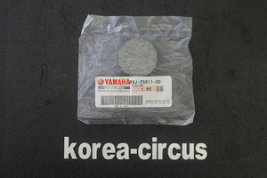 89J-25911-00 PAD, CALIPER 2 / YAMAHA GENUINE PARTS 야마하 순정파츠