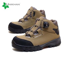 UK-45 UNIKHAN Safety Shoes Non Gore-Tex 6 inch 유니칸 안전화