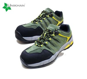 UK4-203 UNIKHAN Safety Shoes Non Gore-Tex 4 inch 유니칸 안전화