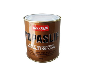 MOLYSLIP COPASLIP High Temperature Anti-Seize Compound (500 g) 몰리스립 코파스립 구리스 500 g (캔타입)